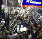 At the 2012 Eurobike Exhibition, Rubena introduced 38 innovations as well as a Formula One pilot