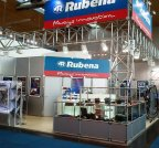 Rubena introduced new wedge belts at the Hannover Messe fair