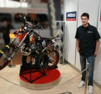 MITAS Tubeless Tire Launched At the Motocykl 2009 Fair