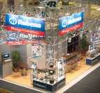 RUBENA at the 50th anniversary MSV Fair in Brno